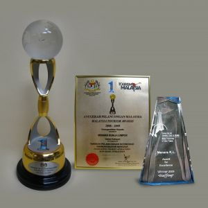 National Tourism Award by Tourism Malaysia