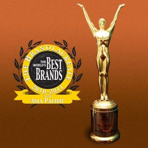 The Brand Laureate Country Branding Award