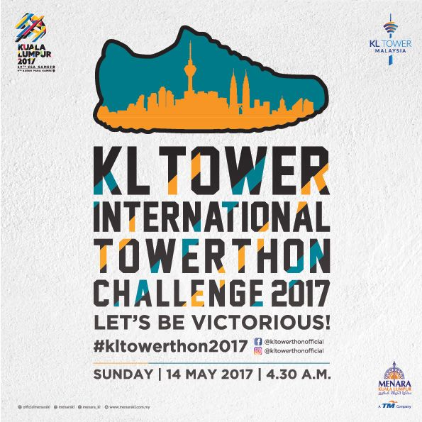 KL Tower International Towerthon Challenge 2017